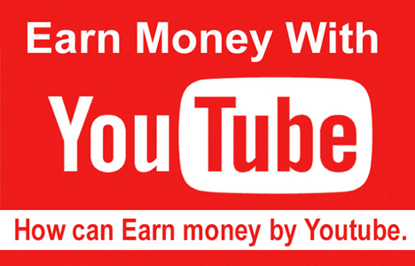 Earn from YouTube videos