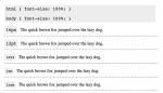 Css ширина текста – Размер текста в CSS и HTML