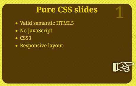 PURE CSS RESPONSIVE IMAGE SLIDER CODEPEN - Un carrousel